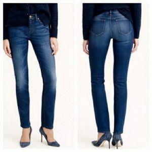 J.Crew Reid Jeans 2 Pairs Slim Straight Size 30